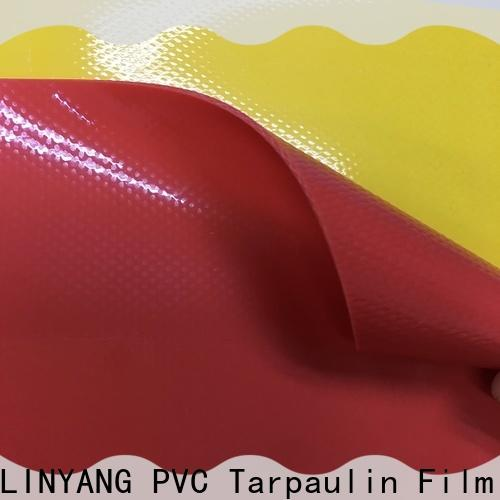 LINYANG colored tarps one-stop services
