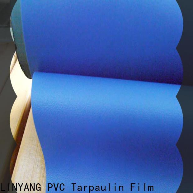 LINYANG waterproof self adhesive film for furniture design for handbags