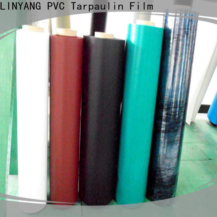 good transparency Inflatable Toys PVC Film antifouling factory for inflatable boat