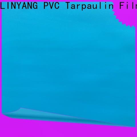 LINYANG high quality pvc flim from China