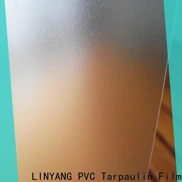 widely used Translucent PVC Film waterproof inquire now for raincoat