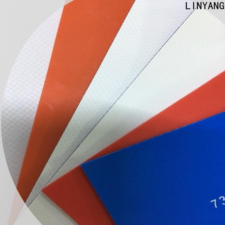 mildew resistant pvc tarpaulin weatherability supplier for agriculture tarps