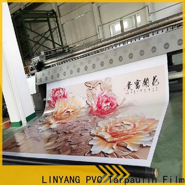 LINYANG pvc banner supplier for importer