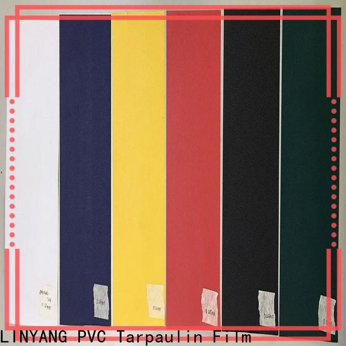 LINYANG pvc film personalized for indoor