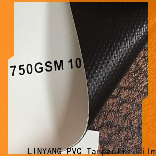 LINYANG affordable tent tarpaulin one-stop services