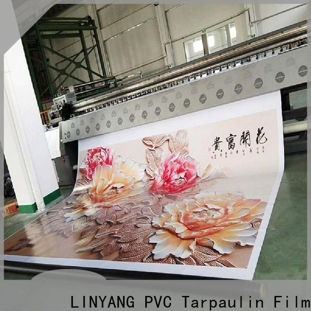 LINYANG custom banners supplier for outdoor