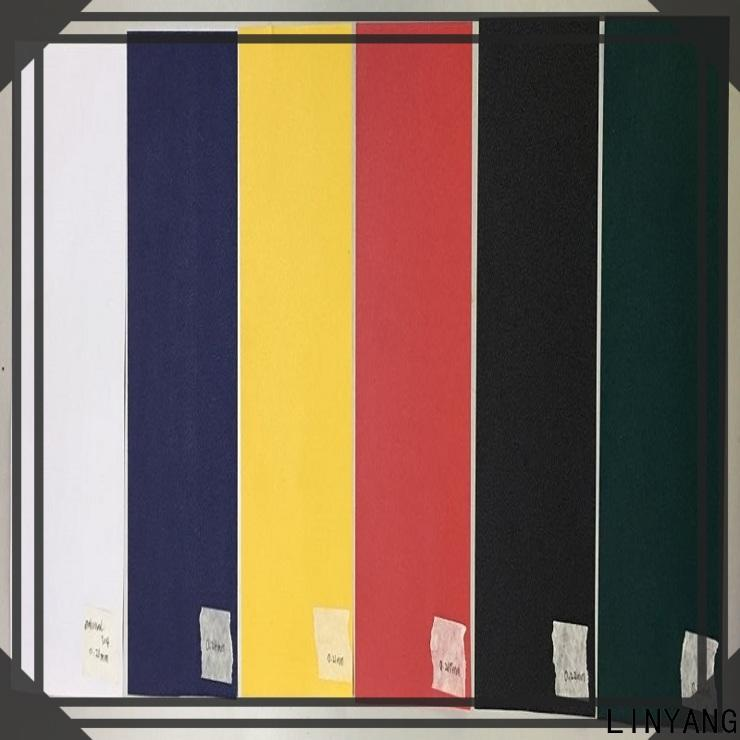 LINYANG high quality pvc film supplier