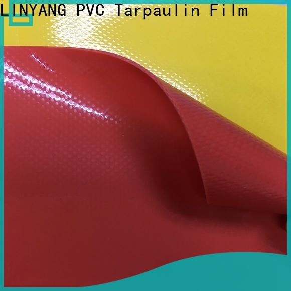 LINYANG colored tarps supplier