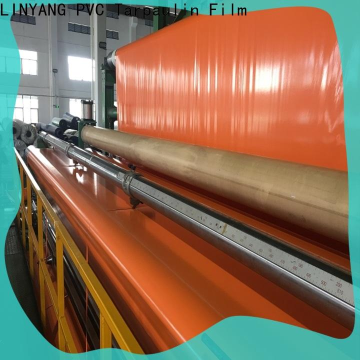 custom pvc coated tarpaulin supplier