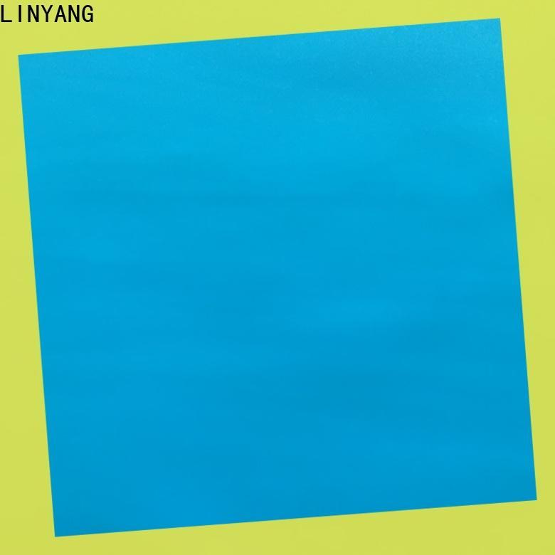 LINYANG pvc flim wholesale