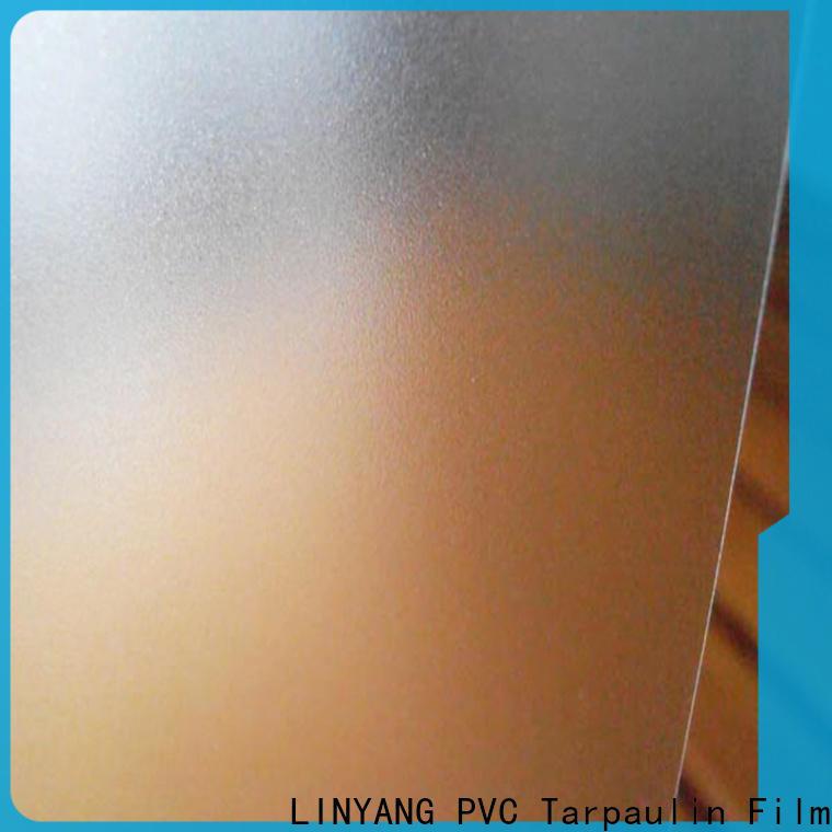 LINYANG durable pvc film eco friendly inquire now for umbrella