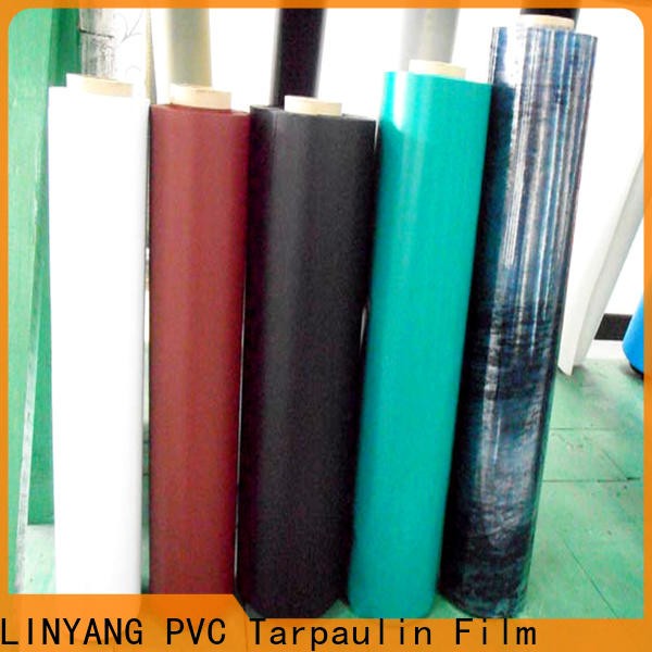 LINYANG strength Inflatable Toys PVC Film factory for swim ring