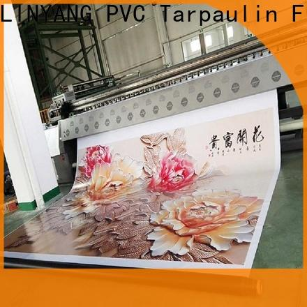 LINYANG custom custom banners factory for advertise