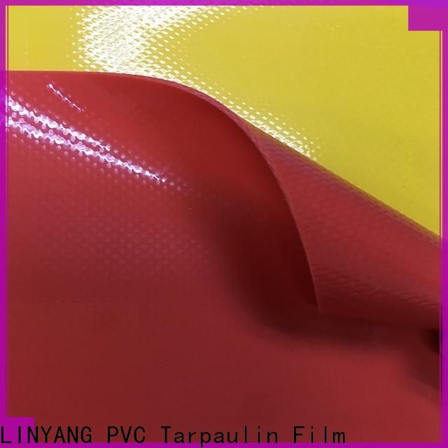 LINYANG colored tarps wholesale