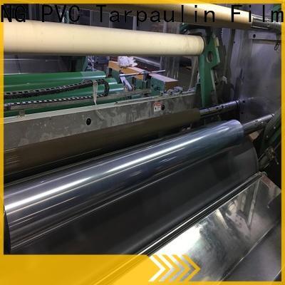 LINYANG hot sale clear plastic film wholesale