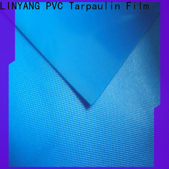 widely used pvc film roll variety design for raincoat