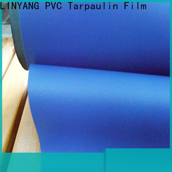 LINYANG decorative Decorative PVC Filmfurniture film factory price for furniture