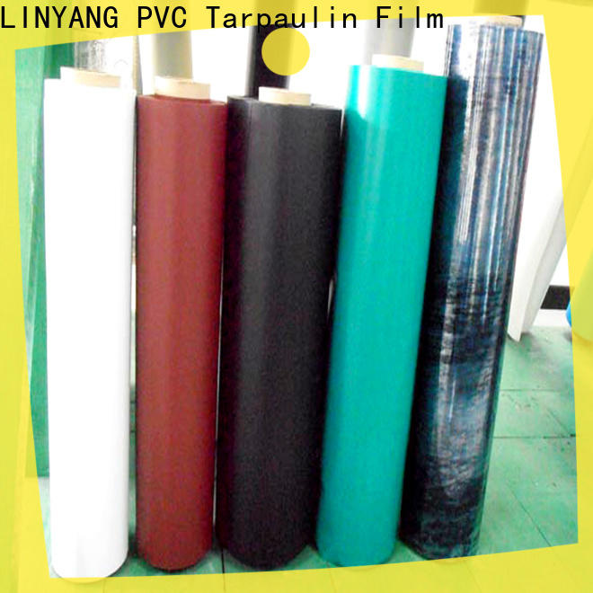 waterproof inflatable pvc film tensile with good price for outdoor