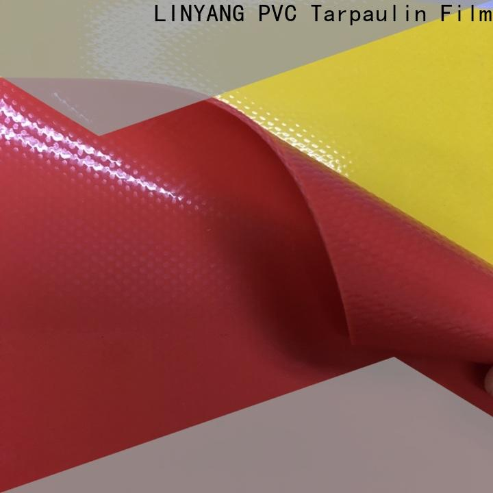 LINYANG colored tarps factory