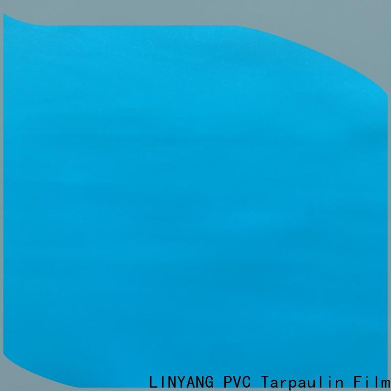 LINYANG hot sale pvc flim factory