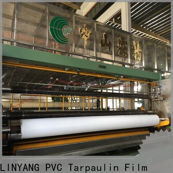 LINYANG pvc stretch ceiling manufacturer