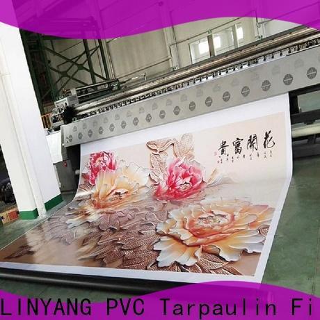 LINYANG flex banner supplier for outdoor