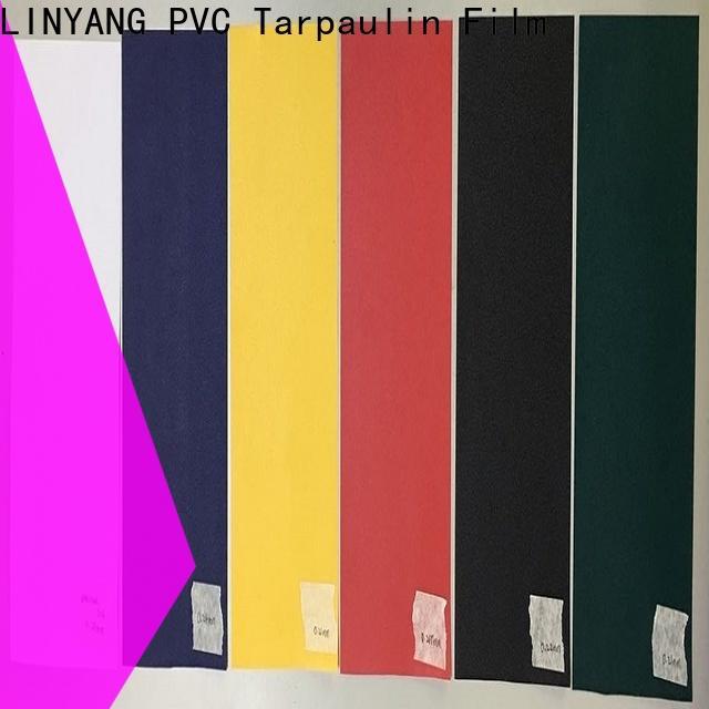 LINYANG pvc film brand