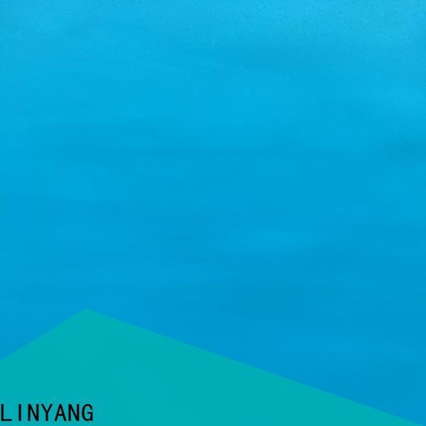 LINYANG pvc flim supplier