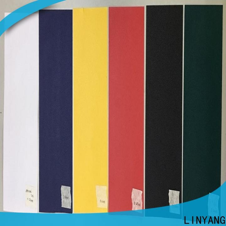 LINYANG pvc film from China
