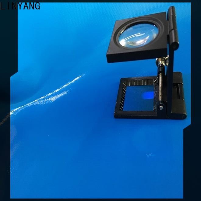 LINYANG swimming pool tarpaulin provider