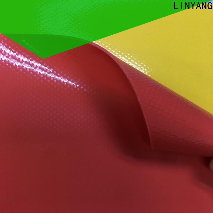 LINYANG high quality colored tarps design