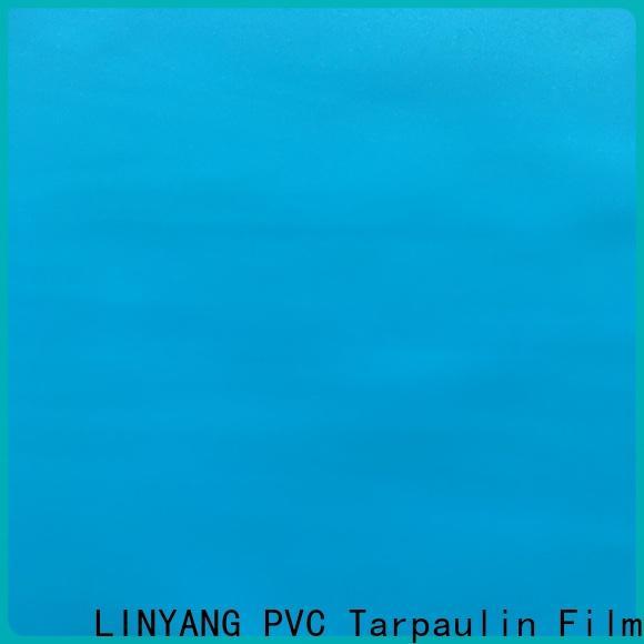 LINYANG oem odm pvc flim manufacturer