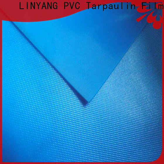 LINYANG standard pvc film roll factory price for bathroom