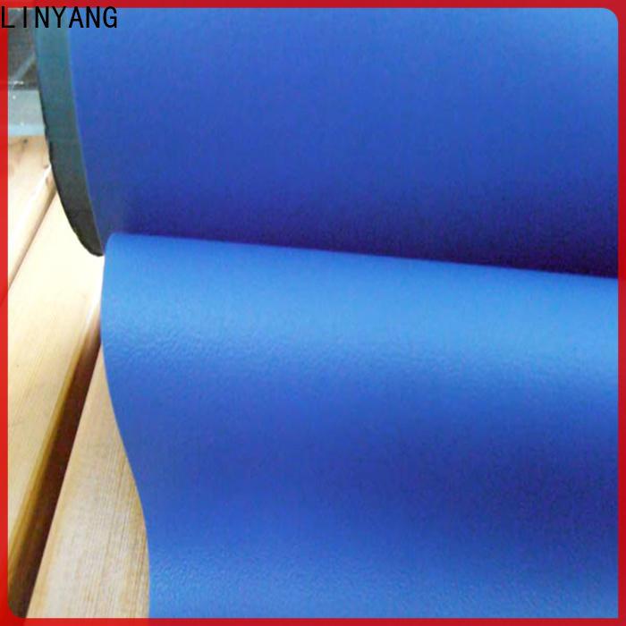 LINYANG decorative self adhesive film for furniture factory price for handbags