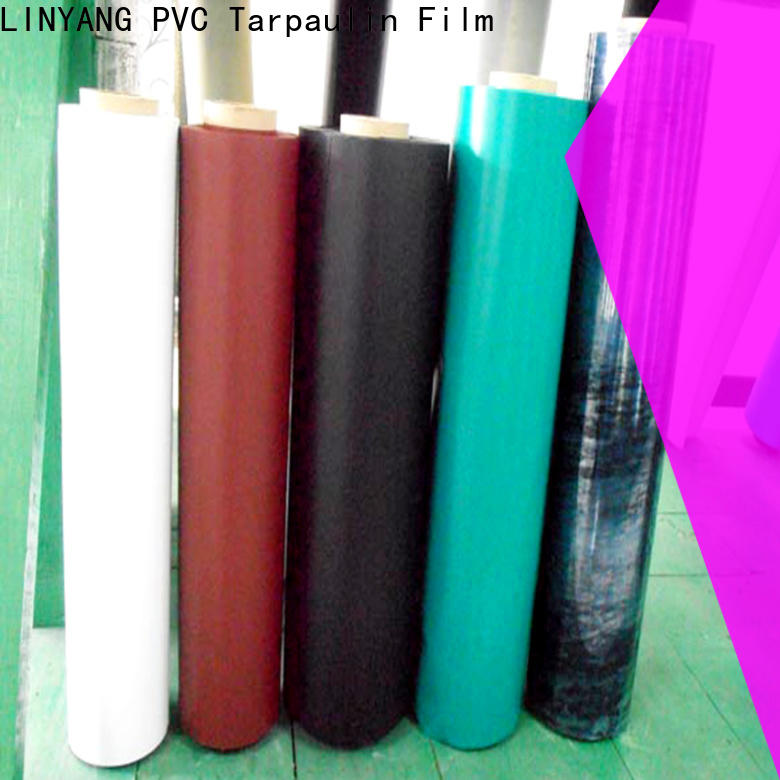 LINYANG hot selling Inflatable Toys PVC Film customized for outdoor