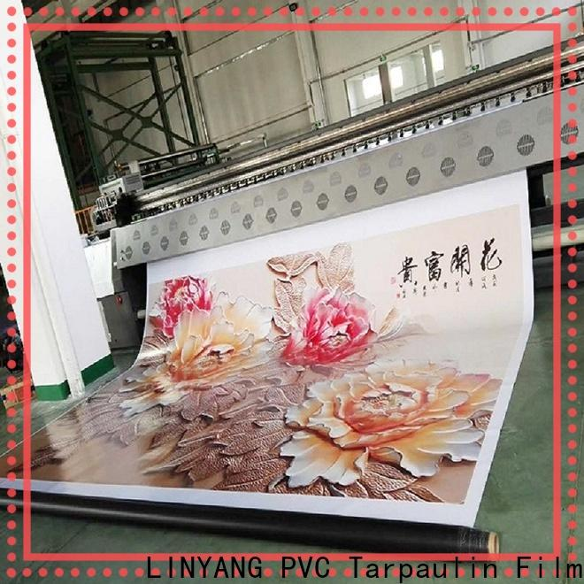 LINYANG custom custom banners supplier for outdoor