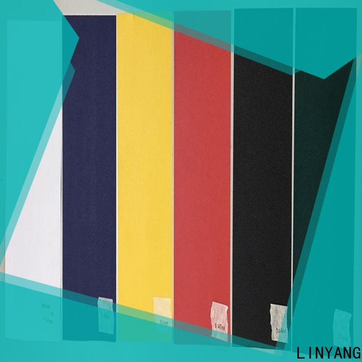 LINYANG waterproof pvc film inquire now for indoor