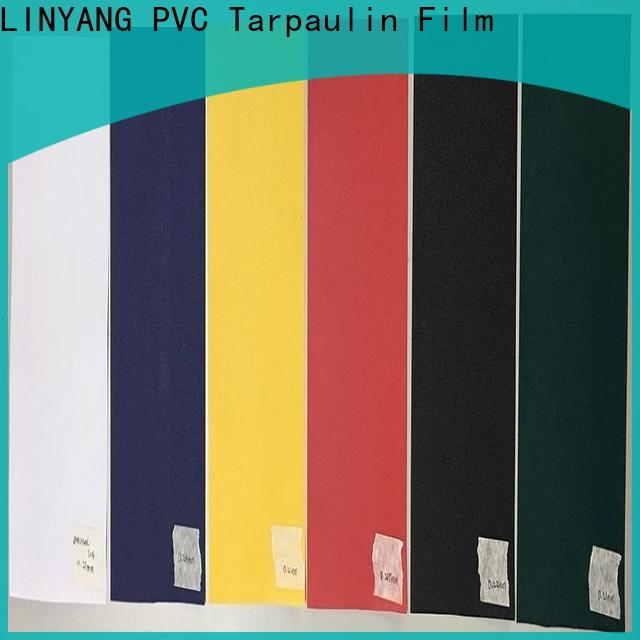 LINYANG high quality pvc film supplier
