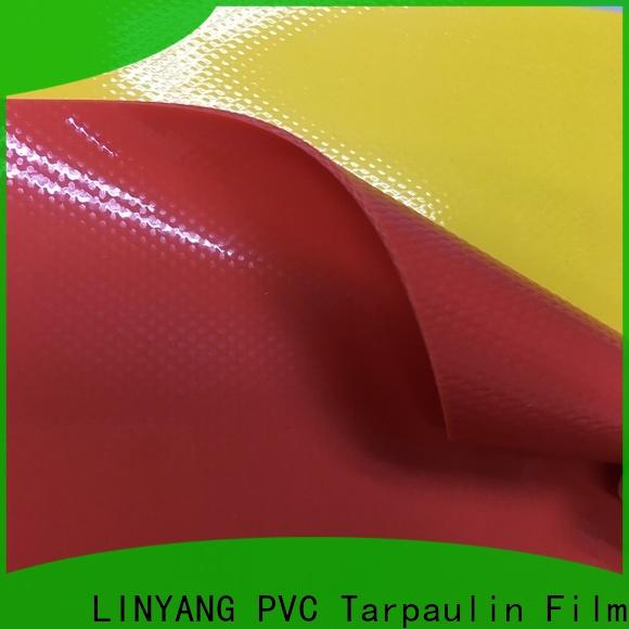 LINYANG affordable colored tarps wholesale