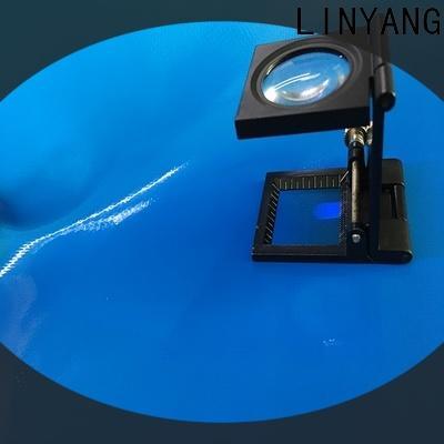 LINYANG custom swimming pool tarpaulin brand