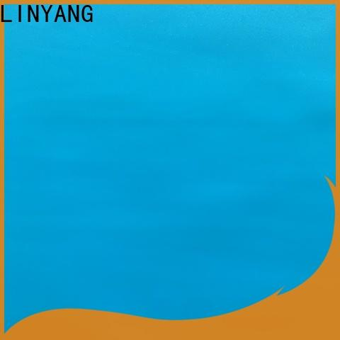 LINYANG custom pvc flim wholesale