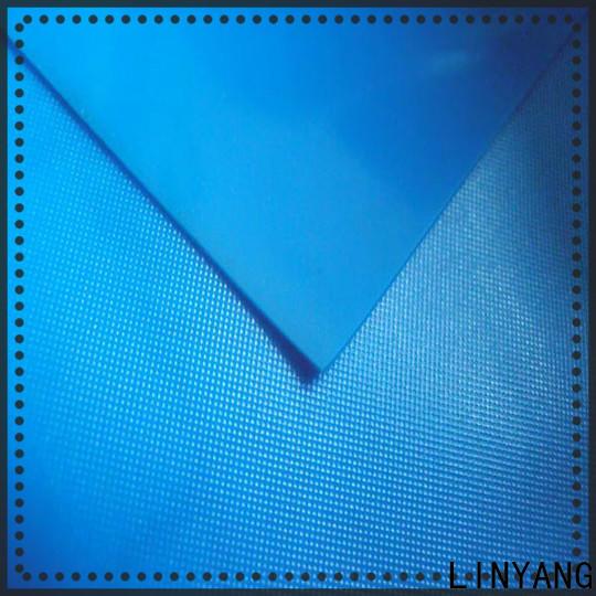 LINYANG antifouling pvc plastic sheet roll supplier for bathroom