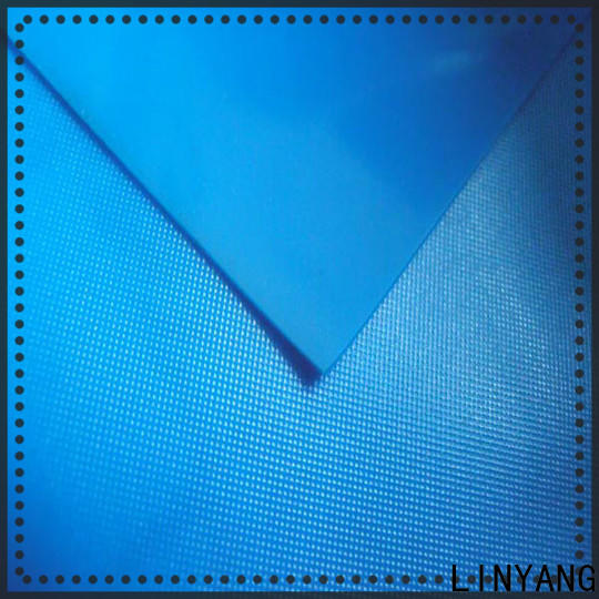 LINYANG antifouling pvc plastic sheet roll supplier for bathroom