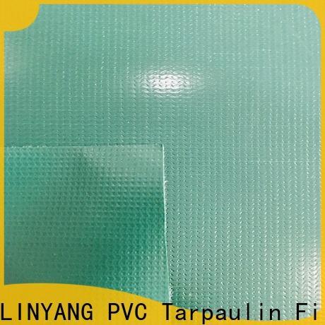 new waterproof tarp factory
