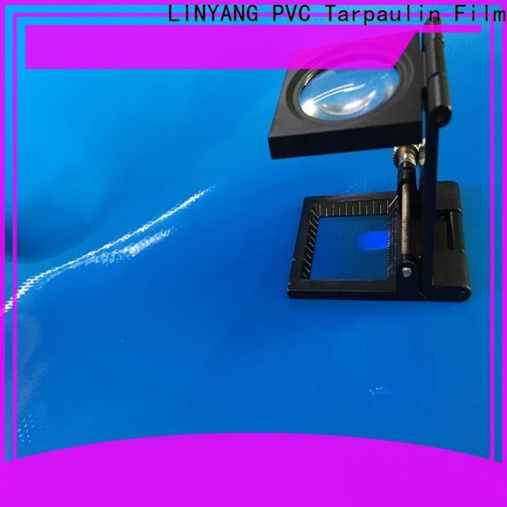 LINYANG new swimming pool tarpaulin provider