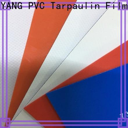 LINYANG mildew resistant heavy duty tarpaulin factory price for advertising banner