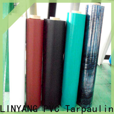 good transparency Inflatable Toys PVC Film tensile wholesale for swim ring