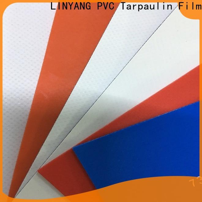 heavy duty PVC Tarpaulin fabric manufacturer for truck cover