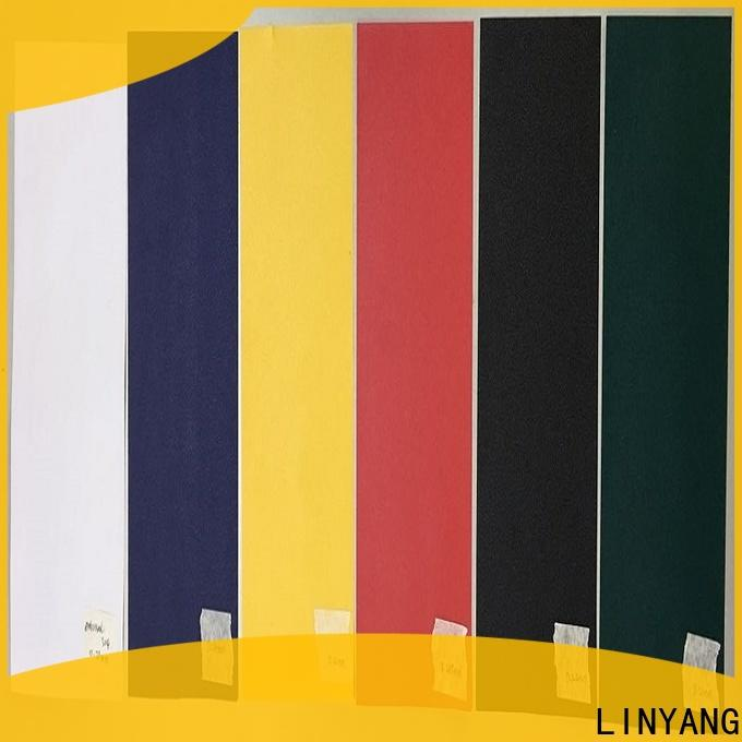 LINYANG pvc film supplier