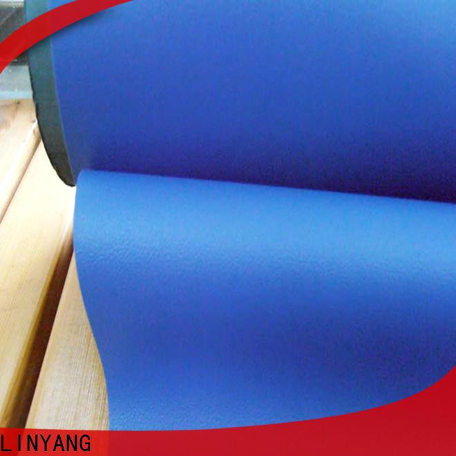 LINYANG antifouling Decorative PVC Filmfurniture film design for indoor